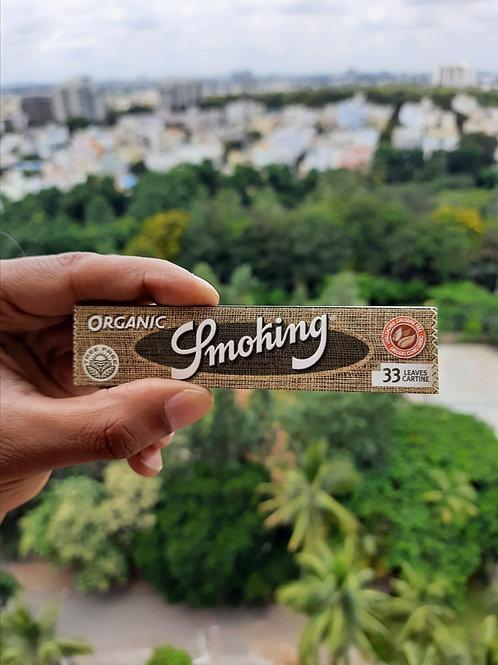 Smoking Organic King Size (33 hemp sheets)