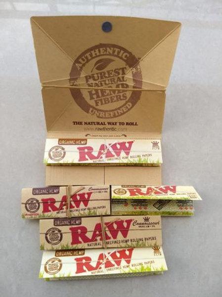 RAW Organic Hemp Combo (10% Discount)