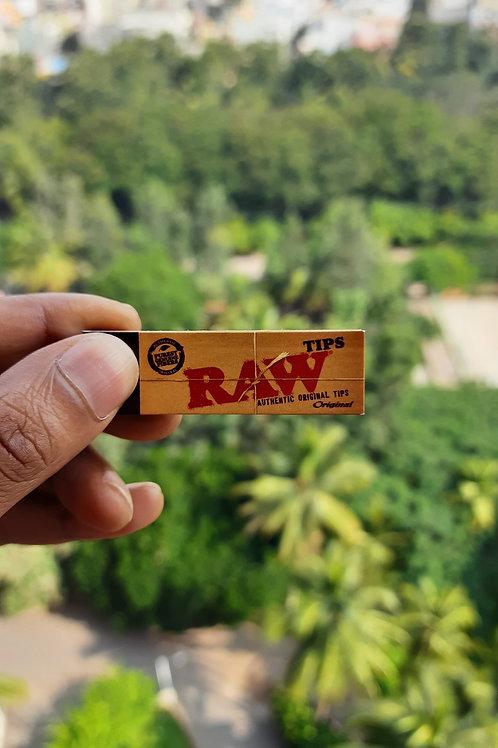 RAW Original Filter tips