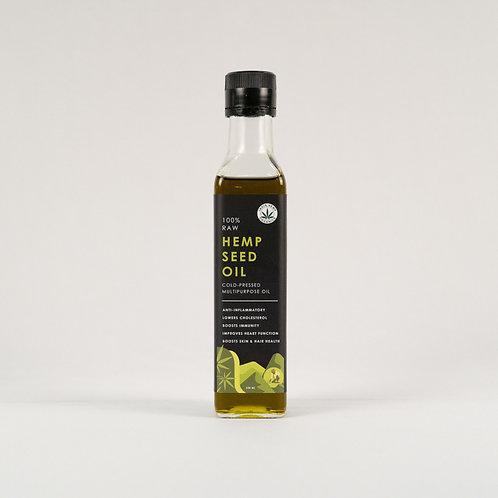 India Hemp Organics Hemp Seed Oil