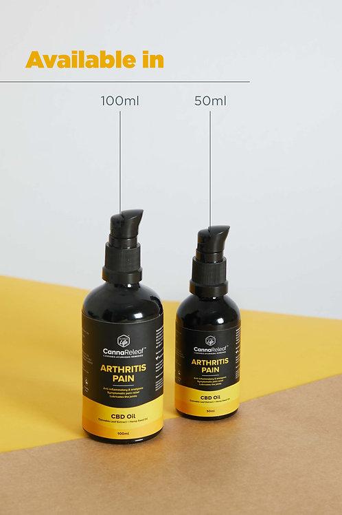 BOHECO Life CannaReleaf Arthritis Pain Oil
