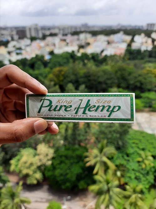 Pure Hemp King Size Classic (Spain Import)