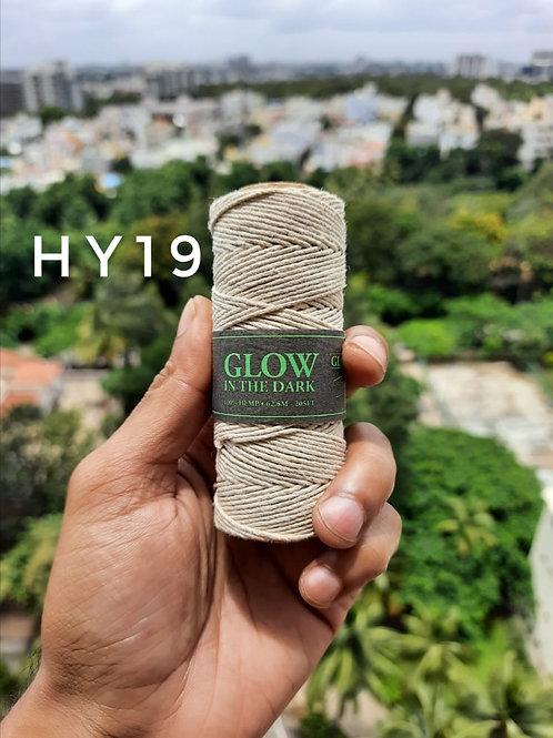 Hemptique 100% Hemp Yarn GLOW SETS (62.5m)