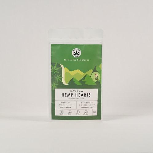 India Hemp Organics Hemp Hearts