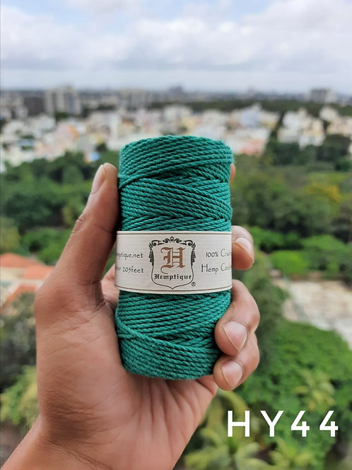 Hemptique 100% Hemp Yarn Solid Color FATTY SET (62.5m)