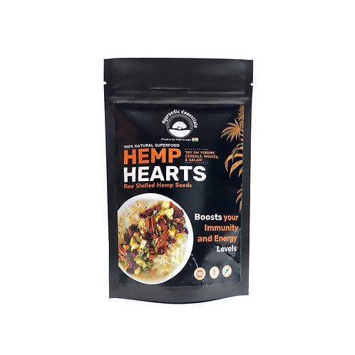 Ayurvedic Essentials Hemp Hearts (Seeds)   150 GM