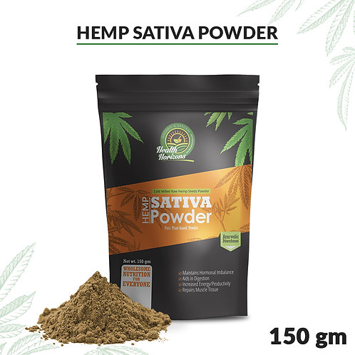 Health Horizons Hemp Protein Powder