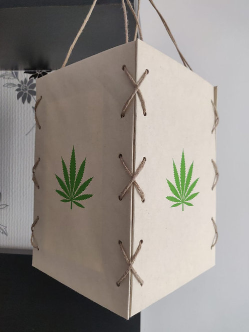 100% Hemp Lamp Shades