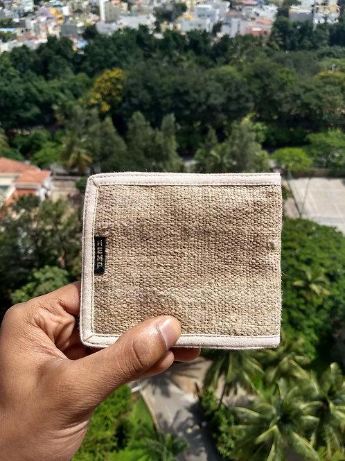 Hemp Single Fold Wallet