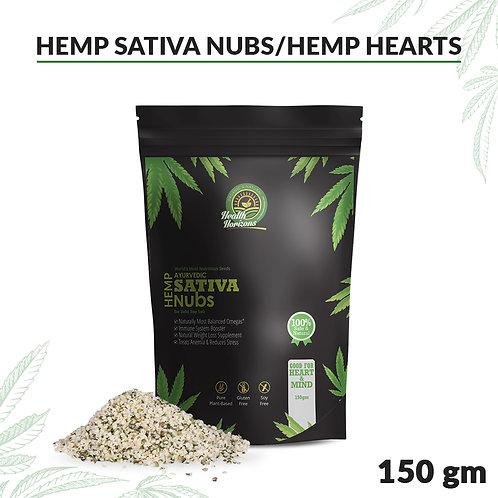 Health Horizons Sativa Nubs/Hemp Hearts