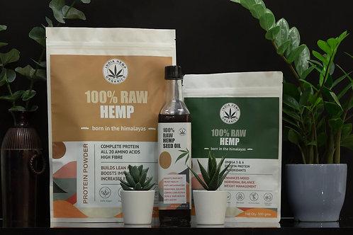India Hemp Organics Mega Value