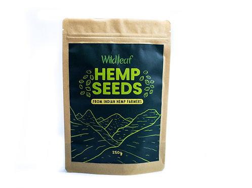 Wildleaf Hemp Seeds