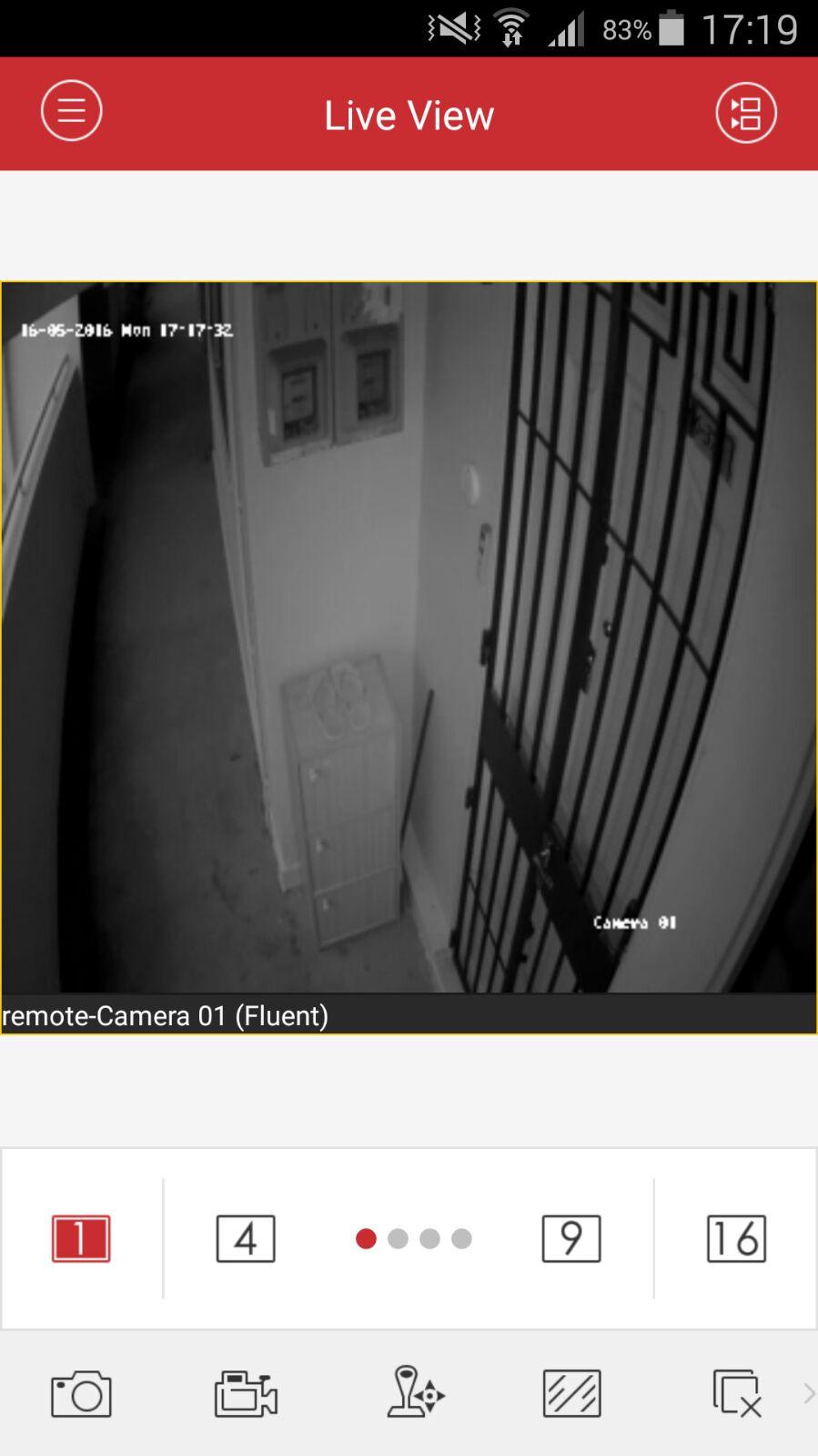 home CCTV camera system