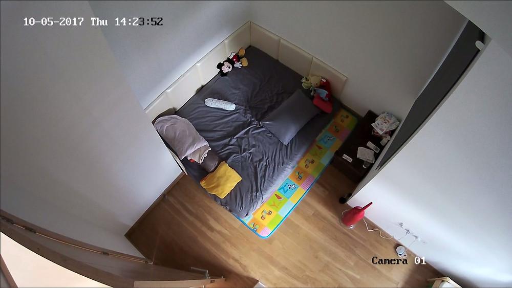 Home CCTV camera system installations singapore
