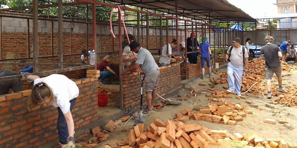 Volunteering Day - Help us build Orang Asli houses with Epic Homes!!