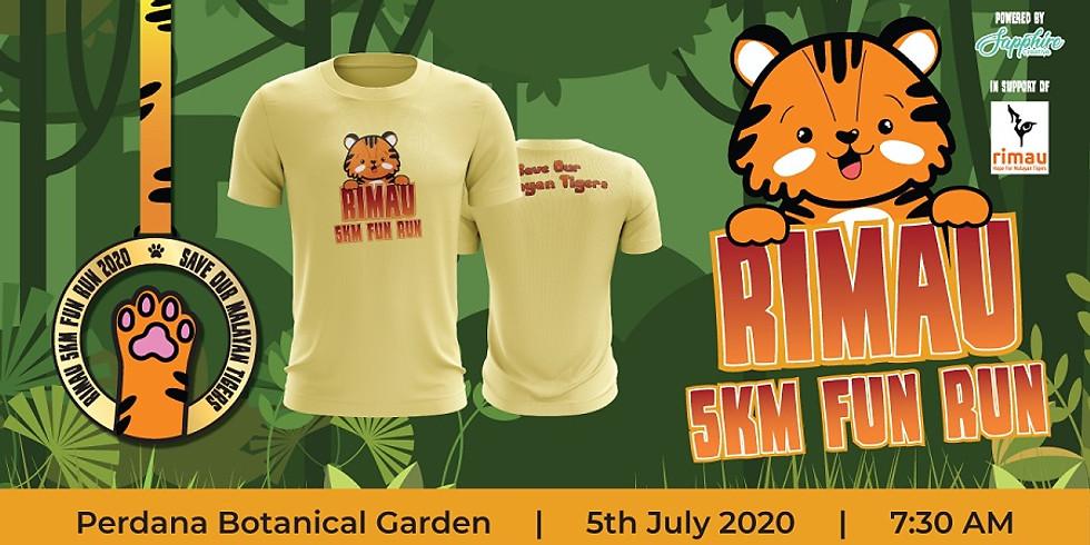 RIMAU FUN RUN (LET'S SAVE MALAYSIA'S TIGERS TOGETHER!!)