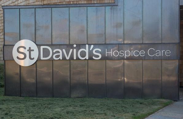 St.Davids Hospice, Wales