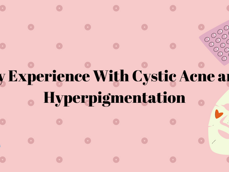 Cystic Acne: Let's Talk About It