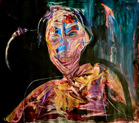(Self Portrait) 2018