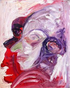 The Unveiled Self (Self portrait) 2020