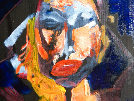 Finalist! Ruth Borchard Self Portrait Award.