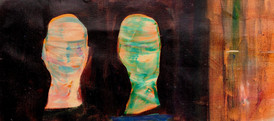 Two Heads and Three Faces 2016