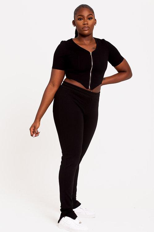 Black Body Trousers