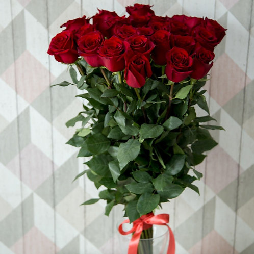 Роза 25шт(80см)