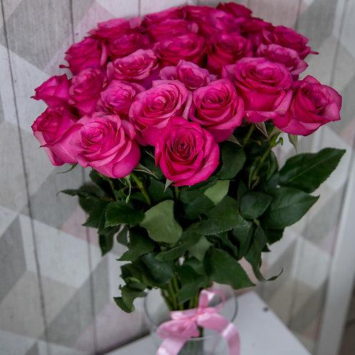 Роза 25шт(50см)