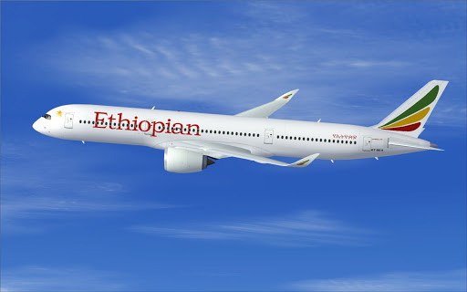 Fly with Ethiopian
