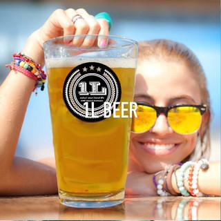 1Lビール