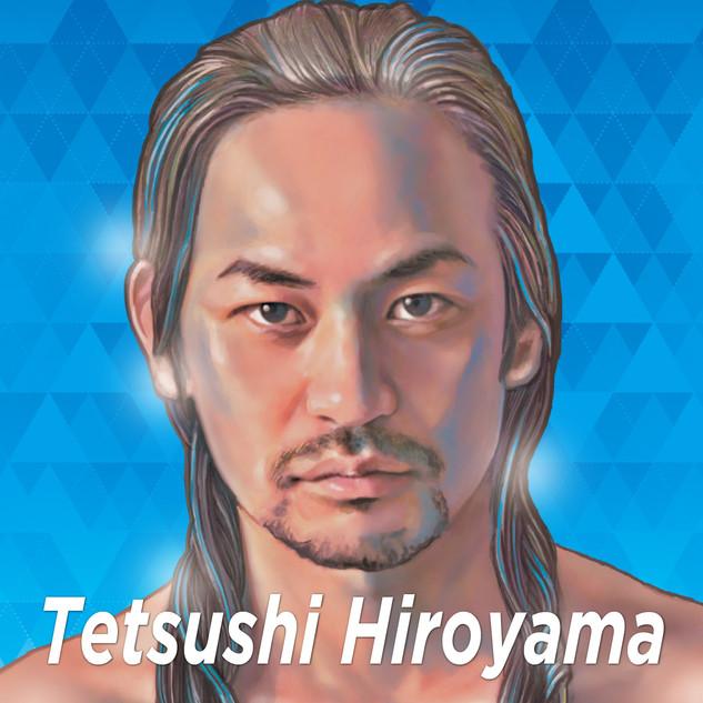 Tetsushi Hiroyama