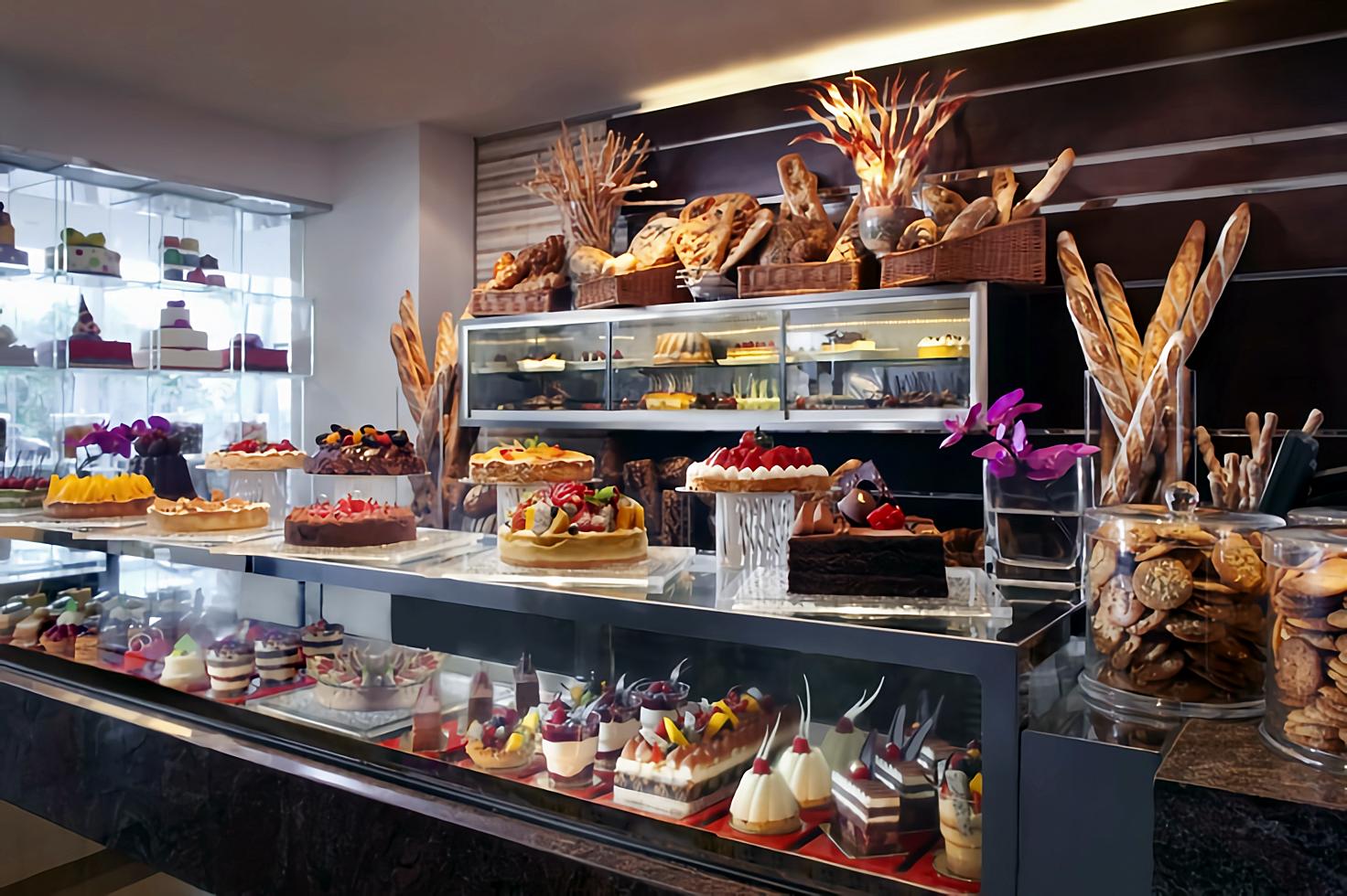Panaderías y pastelerias