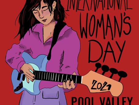 Pool Valley // International Women's Day 2021