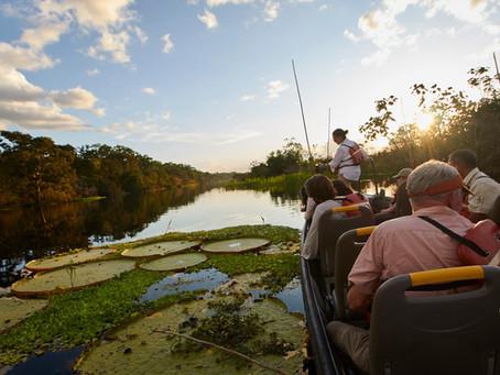 Peru Amazonuna Görsel Bir Yolculuk