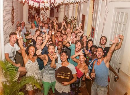 Partinin Bitmediği Rio de Janeiro Hostelleri