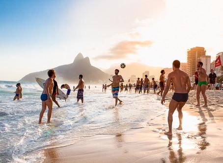 Rio de Janeiro'yu Evinizden Keşfedin