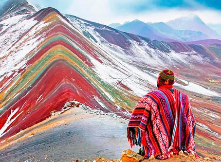 Vinicunca: Peru'nun Gökkuşağı Dağı