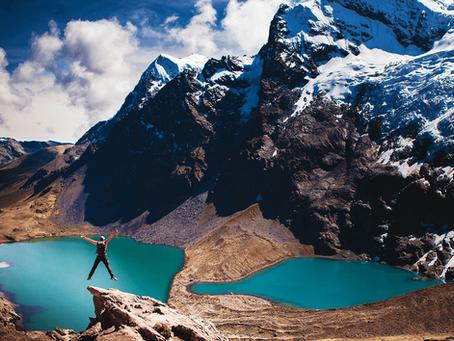 Peru'nun En Parlak Turkuaz Gölleri