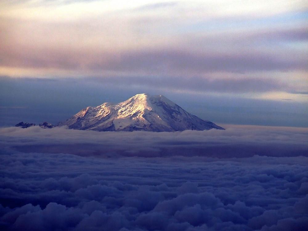 Chimborazo Volkanı