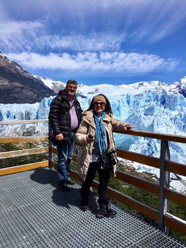 Perito Moreno Buzulu, El Calafate, Arjantin