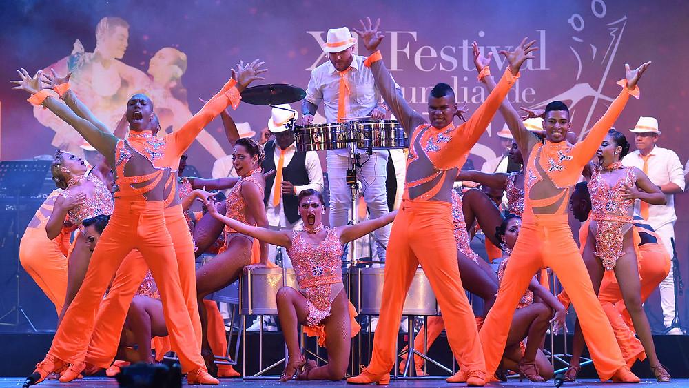 Cali Salsa Festivali