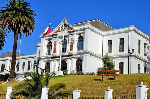 Chile-Valparaiso-National-Maritime-Museu