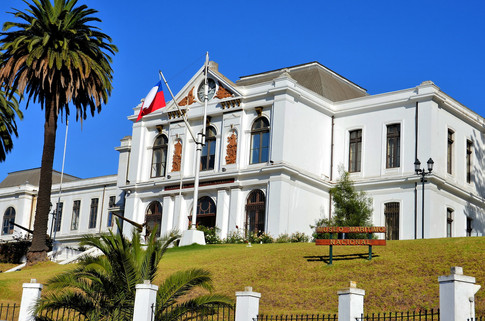 Chile-Valparaiso-National-Maritime-Museu