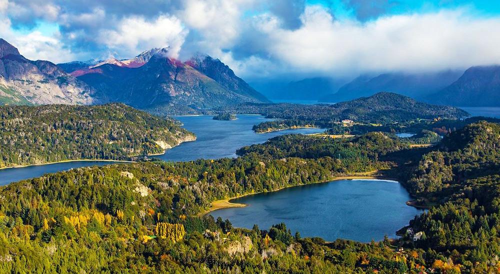 Nahuel Huapi Gölü