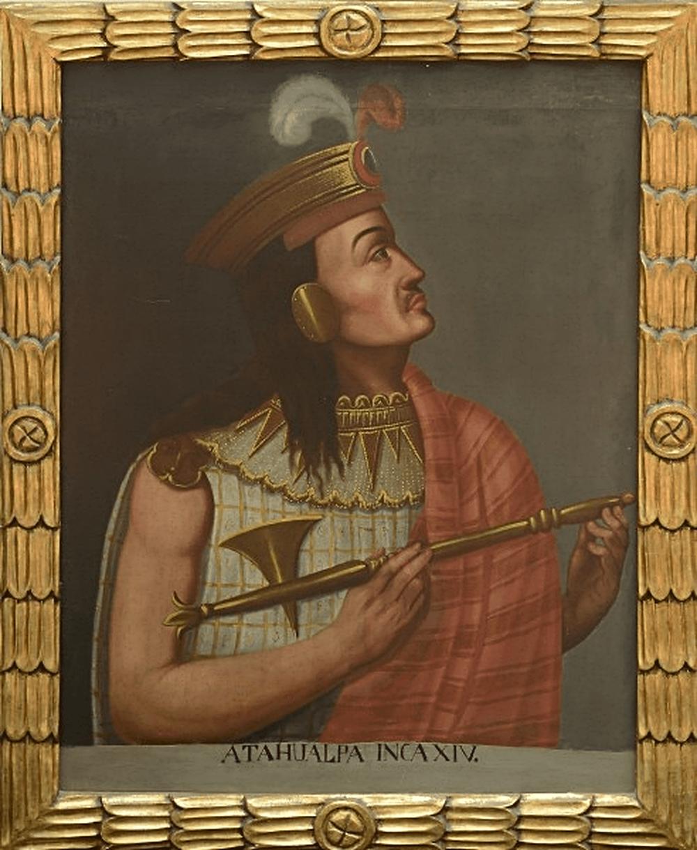 Atahualpa Inca XIV