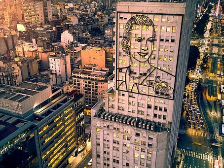 Evita'nın İzinde Buenos Aires