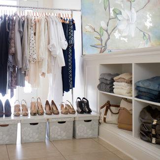 closet revamp