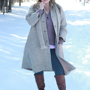 INSTANT CHIC WINTER LOOK