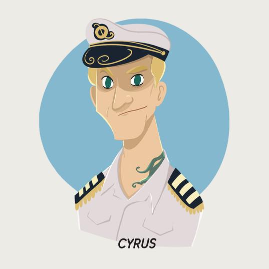 Meet Cyrus!